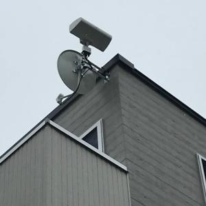 最近、デザインアンテナが良くでます!!アンテナ工事
