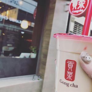 韓国旅行〜いつも並ばない貢茶