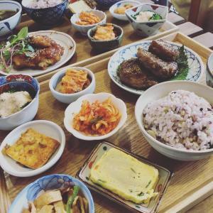 韓国旅行〜美味しくいただきました❣️