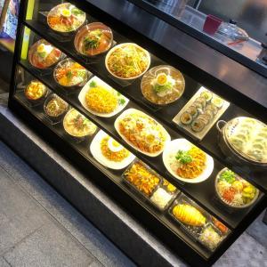 韓国旅行〜ホテル近くで便利❣️遅くまでやってる飲食店