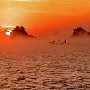 #海霧 #ケ嵐と太陽でました       #PV
