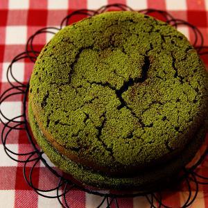 千葉市のお菓子教室ミュリエ~抹茶のガトーショコラ、モンブラン