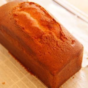 レッスンレポート~和三盆のブランデーケーキ、桜の米粉クッキー