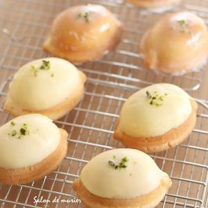 【レッスンレポート】レモンケーキ、桃のアールグレイショート
