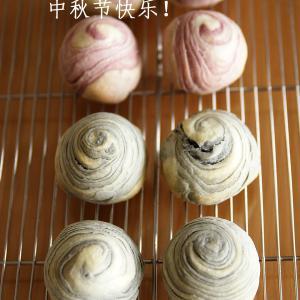 千葉市のお菓子教室ミュリエ~中秋節の潮式月餅
