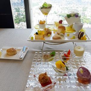 サンシャイン クルーズ・クルーズ SKY Afternoon Tea  58階から見る東京の絶景