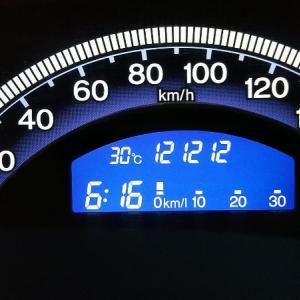 フリードスパイク 121,212km