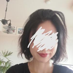 40代の髪はパーマが華やか