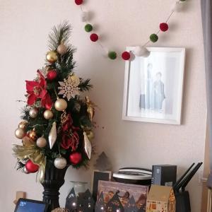 クリスマスの飾り付け中にハプニング~
