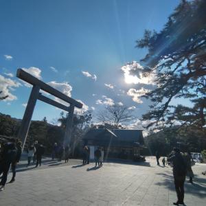 【伊勢・熊野古道の旅3】完結編