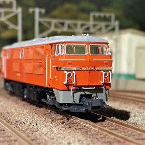 DD54 25 機福知山機関区が入線です。KATO 7010-1 KKB00224 KATO京都駅店特製品