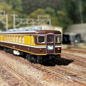 12系お座敷客車 (くつろぎ・新塗装) を弄る。その1 TOMIX 92738