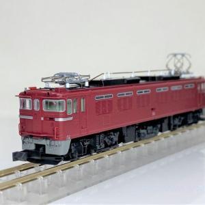 ED78 1次形が入線から早5年。KATO 3080-1