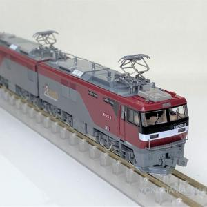 EH500 2次形 新塗装を弄る。その1 TOMIX 7106