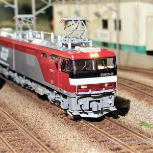 EH500 1次形がを弄る。その4 動力更新 TOMIX 2142
