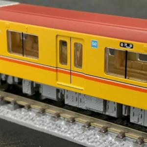 【ポポンデッタ】Nゲージモデル「東京メトロ銀座線1000系」製品化進捗状況 9月23日