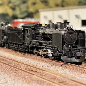 8620形 東北仕様を弄る。その1 KATO 2028-1 蒸気機関車 SL