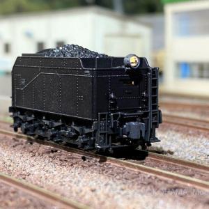 8620形 東北仕様を弄る。その2 KATO 2028-1 蒸気機関車 SL