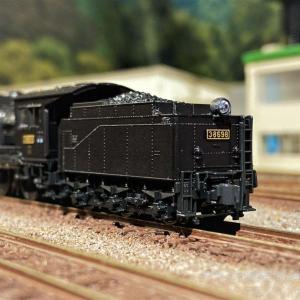 8620形 東北仕様を弄る。その3 KATO 2028-1 蒸気機関車 SL
