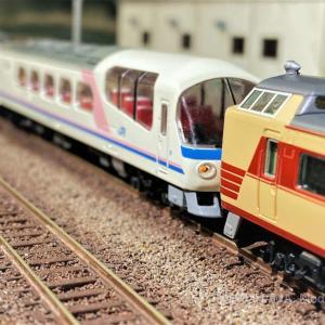 キハ65系600番台・1600番台「エーデル丹後・シュプール」を弄る。その1 スカート交換 MICROACE A2390