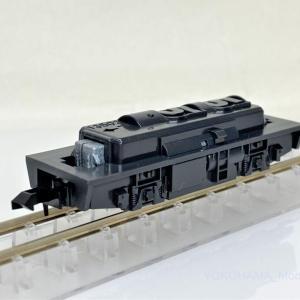 チビ凸用動力ユニット分解。KATO 11-109 チビロコシリーズ