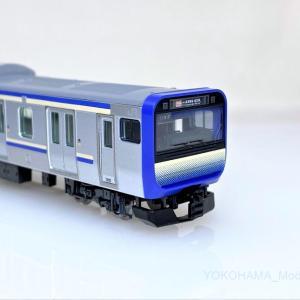 E235系1000番台「横須賀・総武快速線」を弄る。その1  TOMIX 98402 98403 98404