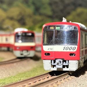 京急(新)1000形ステンレス車 1453編成を弄る。その2 GREENMAX  4116 #グリーンマックス