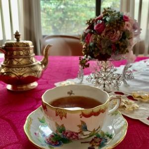 今朝の紅茶☆TWININGS YUNNAN GOLD TIP