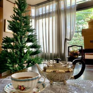 レッスンの準備☆クリスマスツリー