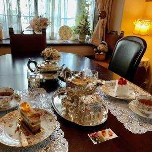 FRENCH POUND HOUSE☆美味しいケーキでティータイム