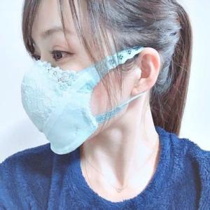 マスク疲れ・・