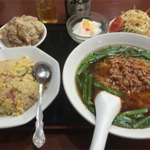 台湾料理 福源 大和 相模大塚 ボリューム満点