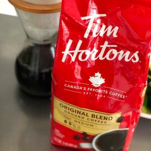 おうちコーヒーで癒され〜、スリッパ振り回すアジョッシで出遅れる。
