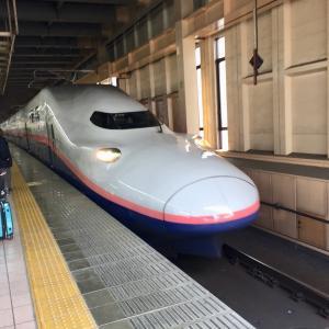 """はじめて上越新幹線に乗ったら""""Max""""じゃなくて""""かがやき""""が来た!? それは偶然でなく必然だった"""