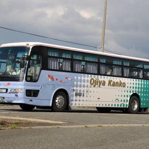 小千谷観光バス(長岡230あ2574)