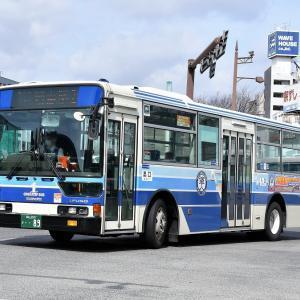 岡山電気軌道969(岡山200か89)