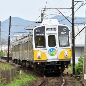 豊橋鉄道1807F