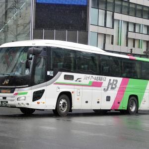 ジェイアール北海道バス647-3953(札幌200か3579)