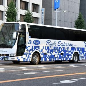 両備バス1601(倉敷200か245)