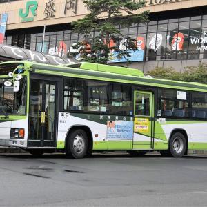 岩手県交通(盛岡200か318)