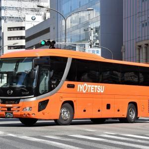 伊予鉄バス(愛媛200か5620)
