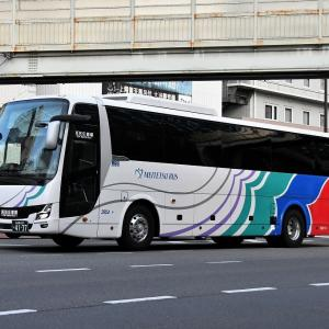 名鉄バス3904(名古屋200か4137)