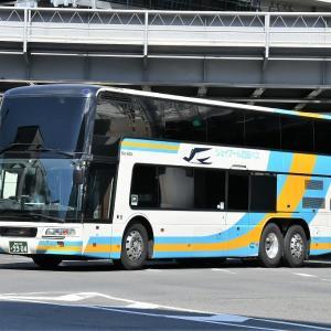 ジェイアール四国バス694-9904(高知230あ9904)