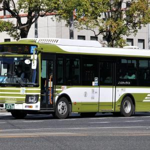 広島電鉄50546(広島200か2378)