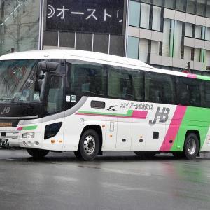 ジェイ・アール北海道バス647-5957(札幌200か4151)