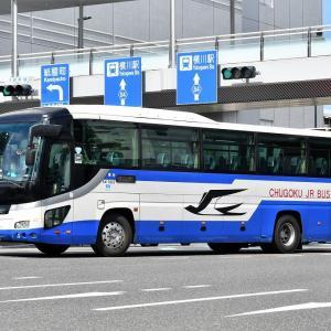中国ジェイアールバス641-7805(島根200か686)