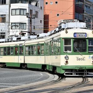 広島電鉄3101号