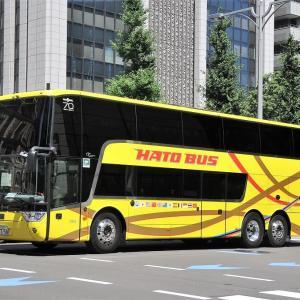 はとバス754(品川230あ754)