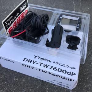 N-BOX(JF3,JF4) ドライブレコーダー取り付け