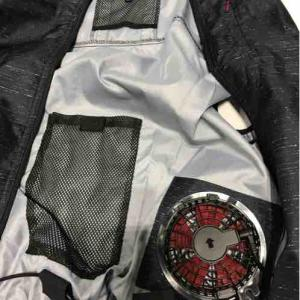 空調服のベスト型(ファン・バッテリーセット)のレビュー!デメリットなども。